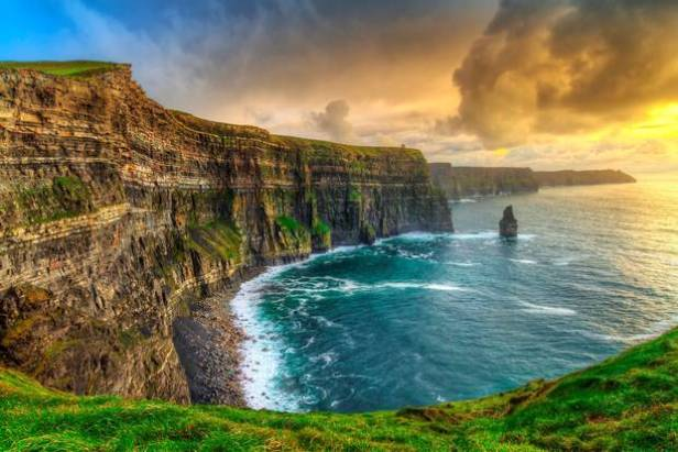 Pic Cliffs of moher