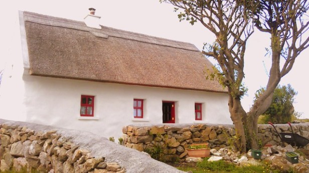 Irish Thached Cottage