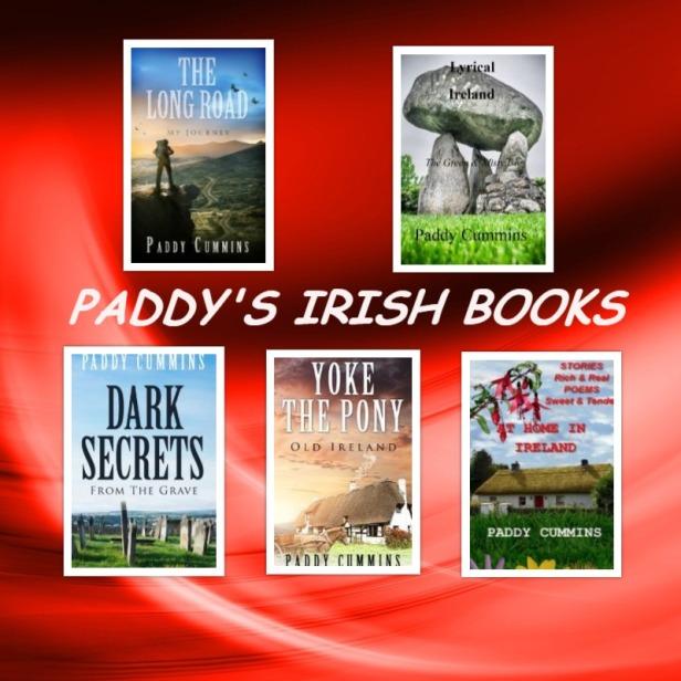 Paddy's Irish Books